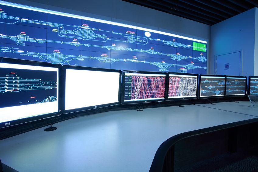 Control room display solutions