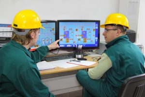 control room visualization solutions