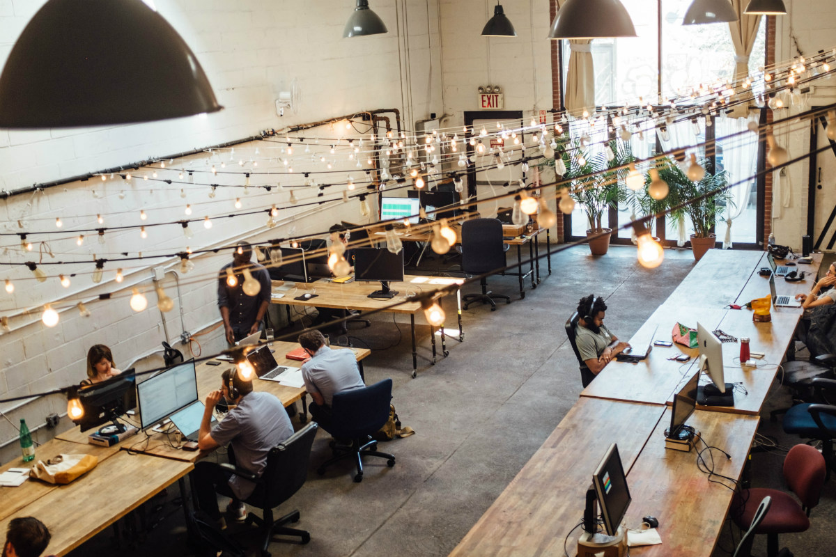 lights - coworking