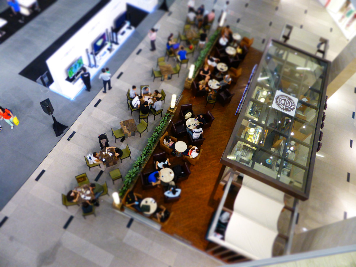 overview - coworking